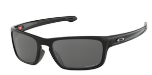 Oakley SLIVER STEALTH OO9408 05 Polished Black / Prizm Black Polar