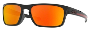 Oakley SLIVER STEALTH OO9408 Polished Black / Prizm Ruby Polar