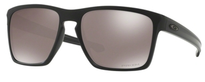 Oakley Sliver XL OO9341 15 Matte Black with Prizm Black Polarized
