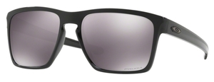 Oakley Sliver XL OO9341 17 Polished Black with Prizm Black Lenses