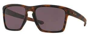 Oakley Sliver XL OO9341 26 Matte Brown Tortoise with Prizm Grey