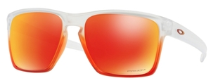 Oakley Sliver XL OO9341 27 Ruby Mist with Prizm Ruby