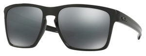 Oakley Sliver XL OO9341 05 Polished Black with Black Iridium Lenses