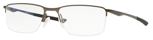 Oakley SOCKET 5.5 OX3218 Satin Pewter/Poisedon Blue