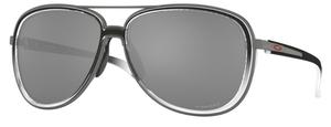 Oakley SPLIT TIME OO4129 Black Clear Fade / prizm black polarized