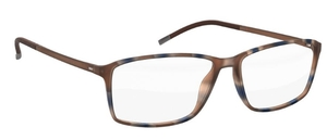 Silhouette SPX Illusion 2893 Havana Walnut