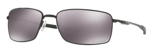 Oakley Square Wire OO4075 13 Polished Black / Prizm Black