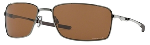 Oakley Square Wire OO4075 Tungsten / Prizm Tungsten Polar