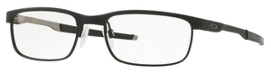 Oakley Steel Plate OX3222 01 Powder Coal