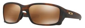 Oakley STRAIGHTLINK (Asian Fit) OO9336 07 Matte Brown Tortoise / Prizm Tungsten Polar
