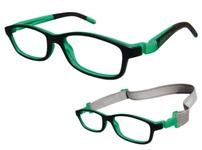 Nano Tag (48) negro mate-verde