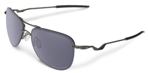 Oakley Tailpin OO4086 Carbon with Polarized Grey Lenses