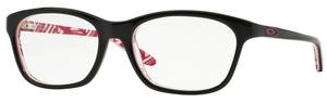Oakley Taunt OX1091 07 Breast Cancer Awareness: Polished Black