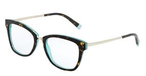 Tiffany TF2186 HAVANA/CRYSTAL BLUE
