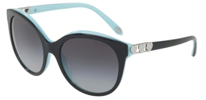Tiffany TF4133F Black/Blue