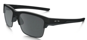 Oakley Thinlink OO9316 Matte Black with Polarized Black Iridium Lenses