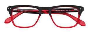 Aspex TK1023 30K - Red + Black with POLARIZED and BLUE CLIP