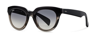 Tod's TO0117 Grey with Gradient Smoke Lenses