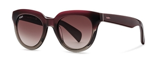 Tod's TO0117 Red with Gradient Brown Lenses