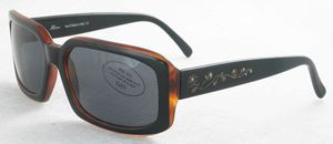 Revue Retro Tulip Black/Brown