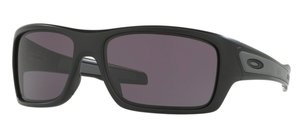 Oakley Turbine OO9263 01 Matte Black / Warm Grey