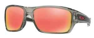 Oakley Turbine OO9263 10 Grey Ink / Ruby Iridium Polar