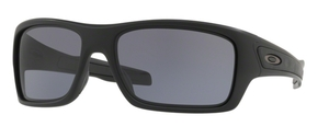 Oakley Turbine OO9263 11 Matte Black / Grey