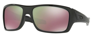 Oakley Turbine OO9263 13 Polished Black / Prizm Shallow H20 Polar