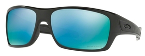 Oakley Turbine OO9263 14 Polished Black / Prizm Deep H20 Polar