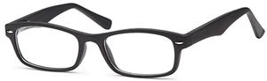 Capri Optics Tweet Black
