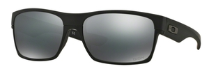 Oakley Two Face OO9189 32 Matte Black with Black Iridium