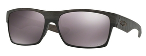 Oakley Two Face OO9189 34 Woodgrain / Prizm Daily Polar