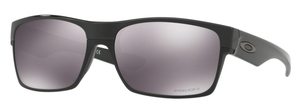 Oakley Two Face OO9189 37 Polished Black / Prizm Black
