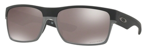 Oakley Two Face OO9189 38 Matte Black / Prizm Black Polar