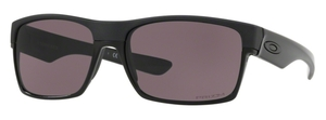 Oakley Two Face OO9189 Steel / Prizm Grey