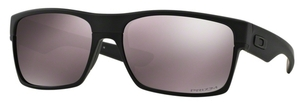 Oakley Two Face OO9189 26 Matte Black / Prizm Daily Polar