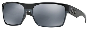 Oakley Two Face OO9189 01 Polished Black / Black Iridium Polar
