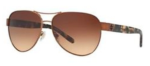 Tory Burch TY6051 Bronze/Pearl Brown Tort
