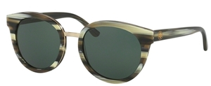 Tory Burch TY7062 Olive Horn