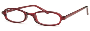 Capri Optics U-17 Burgundy