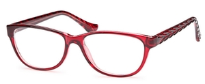 Capri Optics U 206 Burgundy