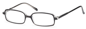 Capri Optics U-28 Black Crystal