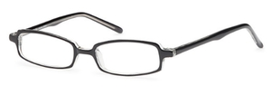 Capri Optics U-31 Black/Crystal