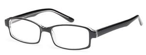 Capri Optics U-34 Eyeglasses