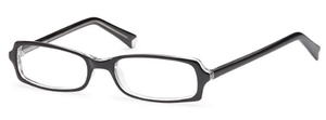 Capri Optics U-35 12 Black