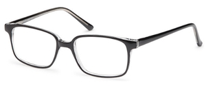 Capri Optics U-40 Black Crystal