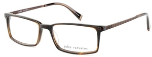 John Varvatos V336 Brown Horn