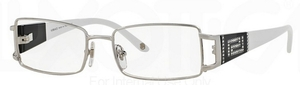 Versace VE1163B Silver- white temples