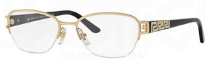 Versace VE1215B Gold