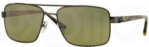 Versace VE2141 Dark Green w/ POLAR Dark Green Lenses